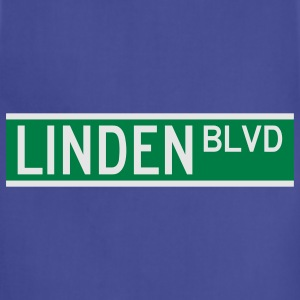 LINDEN BLVD SIGN T-Shirts - Adjustable Apron
