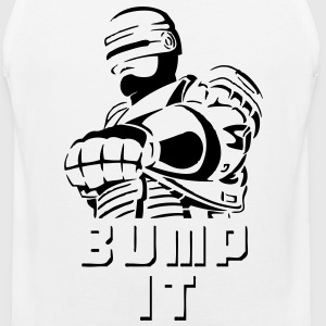 Robobump HD VECTOR Hoodies - Men's Premium Tank