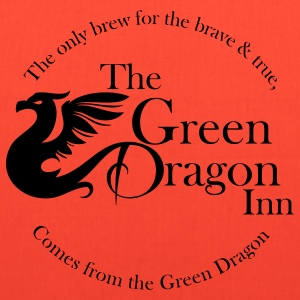 The Green Dragon Inn - Tote Bag