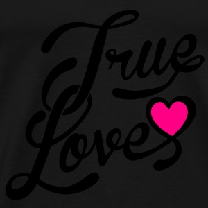true love Bags  - Men's Premium T-Shirt