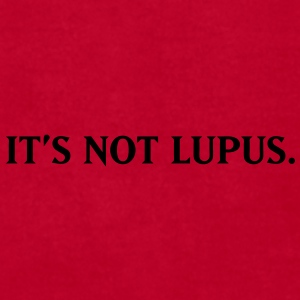 It's Not Lupus HD VECTOR Caps - Men's T-Shirt by American Apparel