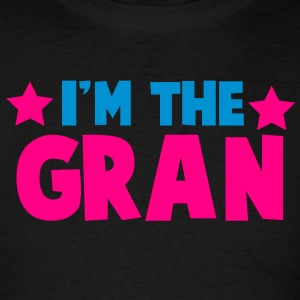 new i'm the GRAN family label design Tanks - Men's T-Shirt