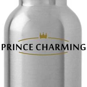 prince charming (2c) T-Shirts - Water Bottle