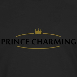 prince charming (2c) T-Shirts - Men's Premium Long Sleeve T-Shirt