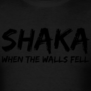 Star Trek: Shaka, When The Walls Fell (White) - Long Sleeve - Men's T-Shirt