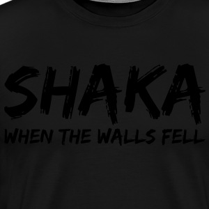 Star Trek: Shaka, When The Walls Fell (White) - Long Sleeve - Men's Premium T-Shirt