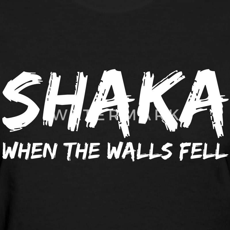 Star Trek: Shaka, When The Walls Fell (White) - Women's - Women's T-Shirt