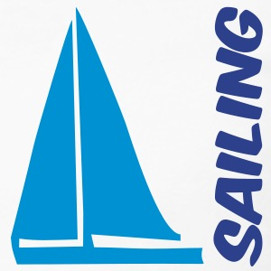 sailing - Men's Premium Long Sleeve T-Shirt