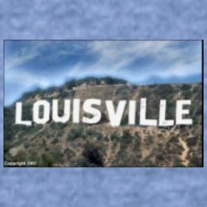 Louisville Goes Hollywood - Women's Wideneck Sweatshirt