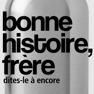 Cool Story Bro. French - Water Bottle