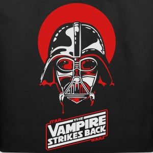 the Vampire Strikes Back T-Shirts - Eco-Friendly Cotton Tote