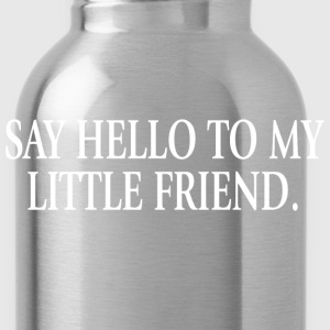 Scarface - Say Hello to My Little Friend - Water Bottle