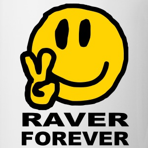 Raver Forever rave t-shirt - Coffee/Tea Mug