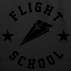 Flight School T-Shirts - stayflyclothing.com - Eco-Friendly Cotton Tote