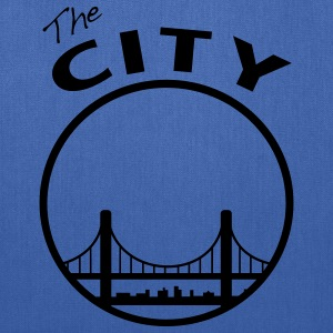 The CIty - San Francisco - bay Area - Tote Bag