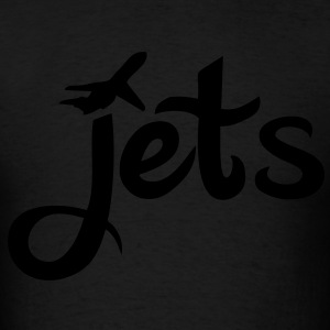 Jets Hoodies - stayflyclothing.com - Men's T-Shirt