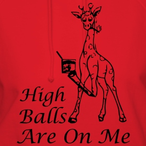 high_balls_on_me T-Shirts - Women's Hoodie