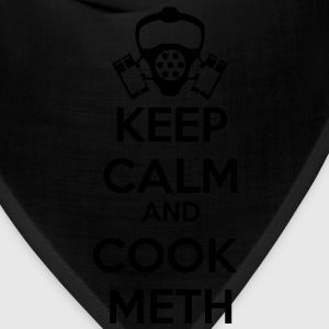 Keep Calm and Cook Meth T-Shirts - Bandana