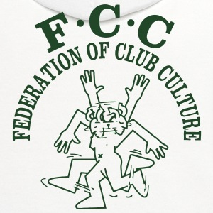 Federation of Club Culture - Contrast Hoodie