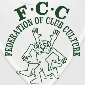 Federation of Club Culture - Bandana