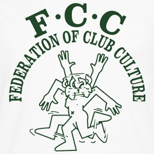 Federation of Club Culture - Men's Premium Long Sleeve T-Shirt
