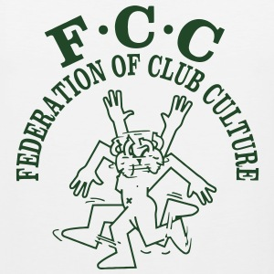 Federation of Club Culture - Men's Premium Tank