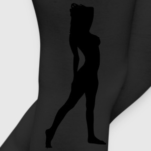 Sexy Girl Silhouette 4 Women's T-Shirts - Leggings