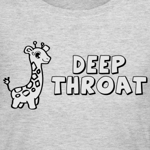 Deep Throat - Women's Long Sleeve Jersey T-Shirt