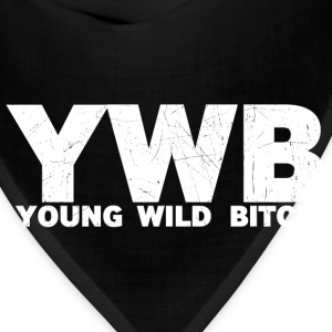 YOUNG WILD BITCH - Bandana