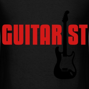 guitarist Bags  - Men's T-Shirt