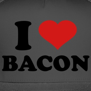 I Love Bacon - Trucker Cap