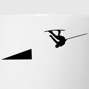Wakeboarder/Kiteboard - Coffee/Tea Mug