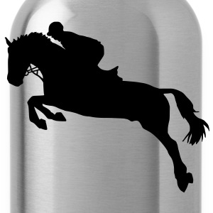 Horse show jumping T-Shirts - Water Bottle