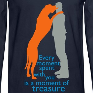 Every Moment spent with you Women's T-Shirts - Men's Long Sleeve T-Shirt