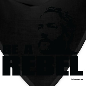 Breitbart - Be a Rebel - Orange - Bandana
