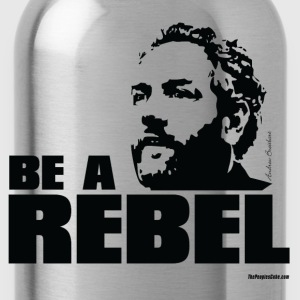 Breitbart - Be a Rebel - Orange - Water Bottle