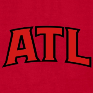 ATL - Men's T-Shirt by American Apparel