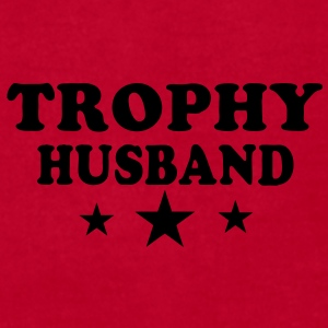 TROPHY HUSBAND - Men's T-Shirt by American Apparel