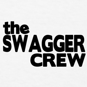 THE SWAGGER CREW - Men's T-Shirt