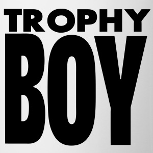 TROPHY BOY - Coffee/Tea Mug