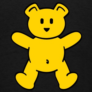 teddy (2c) Hoodies - Men's T-Shirt