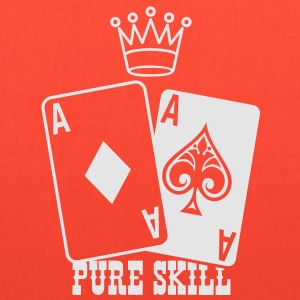 Poker - Pure Skill T-Shirts - Tote Bag