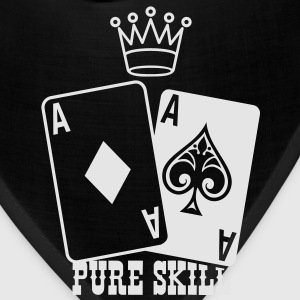 Poker - Pure Skill Hoodies - Bandana