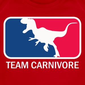 Team Carnivore  - Short Sleeve Baby Bodysuit
