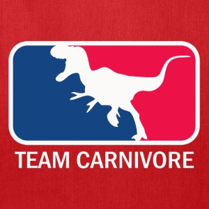 Team Carnivore  - Tote Bag