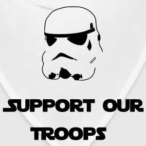 Support Our Troops (Stormtrooper) Hoodies - Bandana