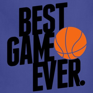 basketball - best game ever Hoodies - Adjustable Apron