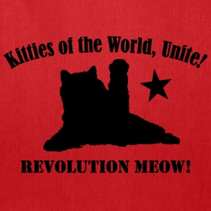 Kitties of the World, Unite! - Tote Bag