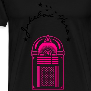 jukebox (C, 1c) Bags  - Men's Premium T-Shirt