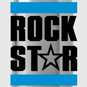 Rock Star T-Shirts - Water Bottle